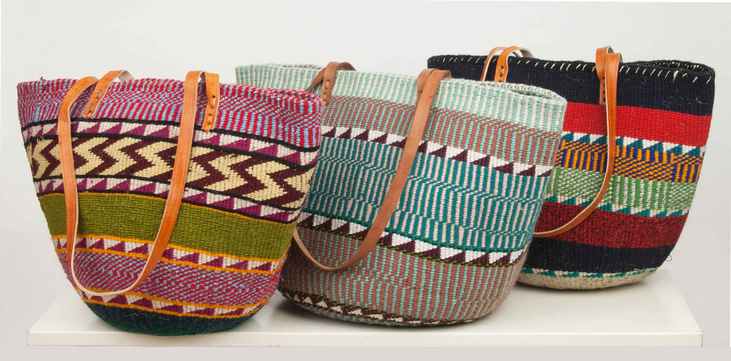 Kenyan Handmade Baskets : The basket room ethically sourced baskets and bags love