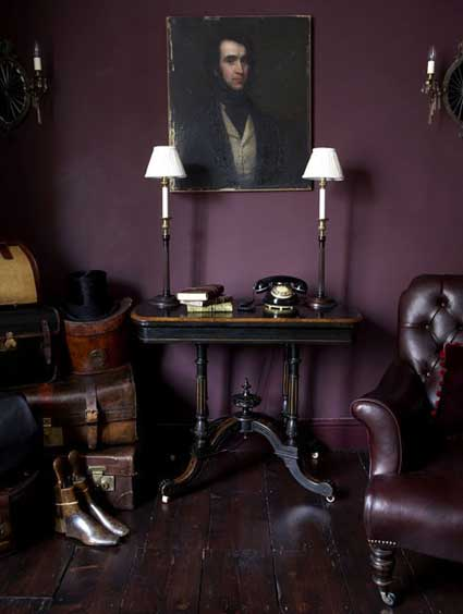 How To Decorate With Dark Colours Love Style